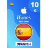 Apple iTunes Gift Card 10 EUR iTunes Key Spain (Es)