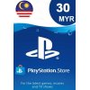 PlayStation Network Card 30 MYR (MY)  PSN 30 My Credit Tambah Nilai Malaysia