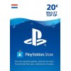 20 Euro PSN PlayStation Network Kaart (Netherlands)