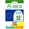 Xbox Live Gift Card 15 Eur Xbox Gift Card 15 Eur