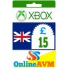 £15 Xbox Digital Gift Card