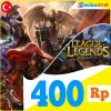 League Of Legends Türkiye 400 Riot Point Rp Lol Rp