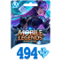 Mobile Legends Bang Bang 494 Diamond Global