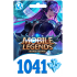 Mobile Legends Bang Bang 1041 Diamond Global
