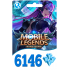 Mobile Legends Bang Bang 6146 Diamond Global