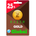 25 TL Razer Gold Global