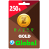 250 TL Razer Gold Global