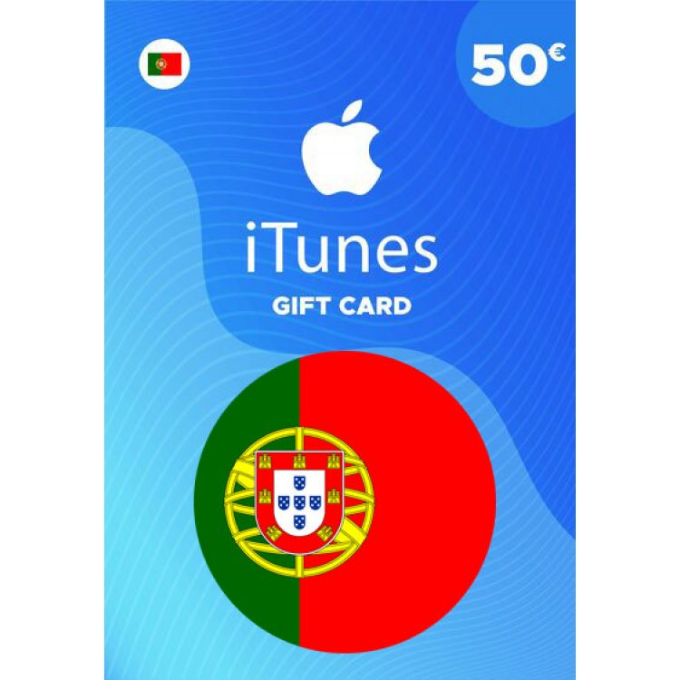 Apple iTunes Gift Card 50 EUR iTunes Key PORTUGAL