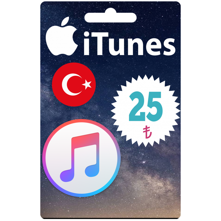 Apple Store 25 TL