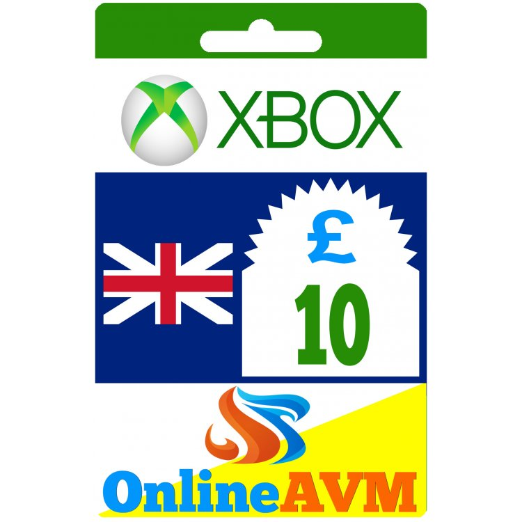 £10 Xbox Digital Gift Card