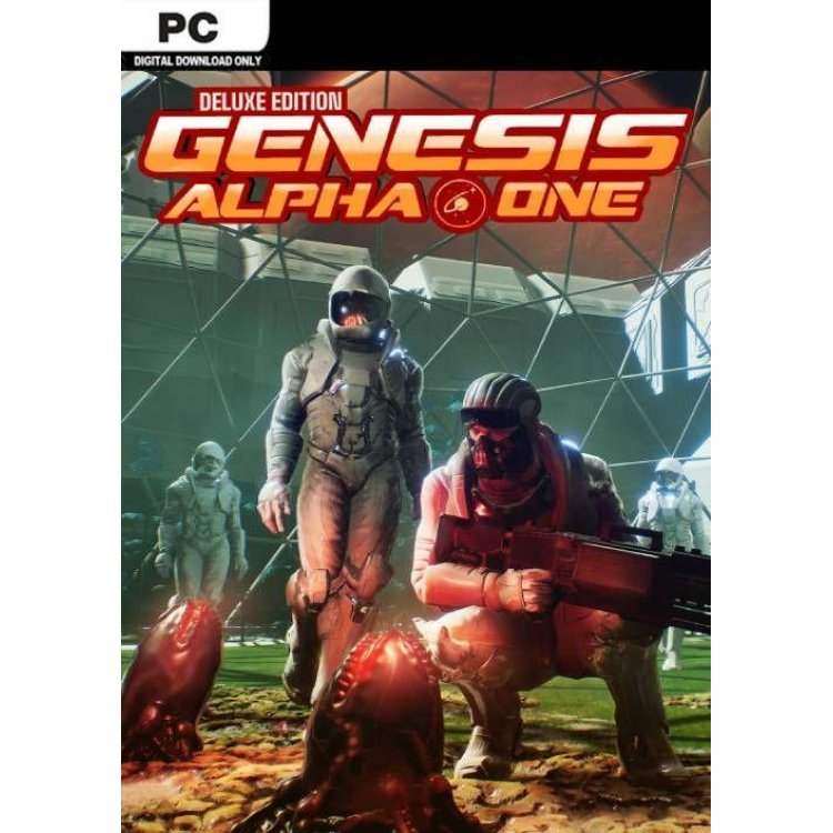 Genesis Alpha One - Deluxe Edition PC