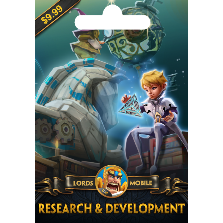 Lords Mobile Research & Development